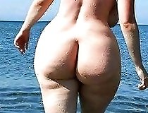 Sweetest Big Asses In The World