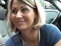 Milf Blowjob Free Car Porn Video A0 Xhamster